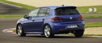 2010 Volkswagen Golf R in the US, Sold as GTI-R