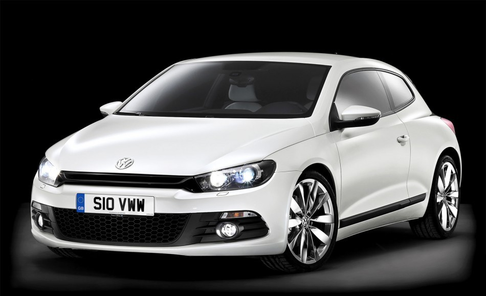 2010 volkswagen scirocco gt tdi pricing released. Black Bedroom Furniture Sets. Home Design Ideas