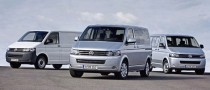 2010 Volkswagen Transporter Leaked Photos