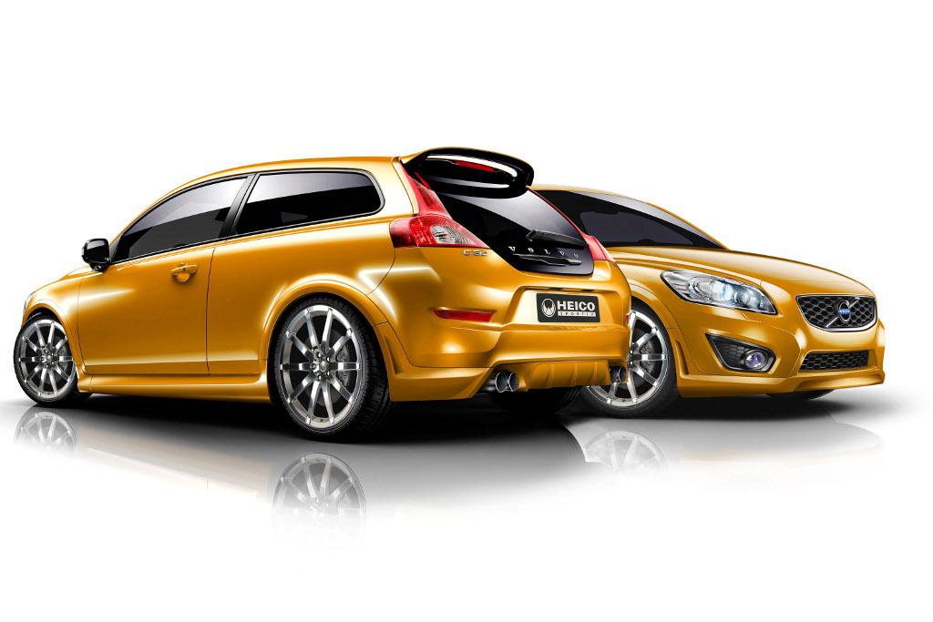 2010 Volvo C30 Facelift By Heico Sportiv Autoevolution