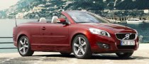 2010 Volvo C70 Facelift Revealed