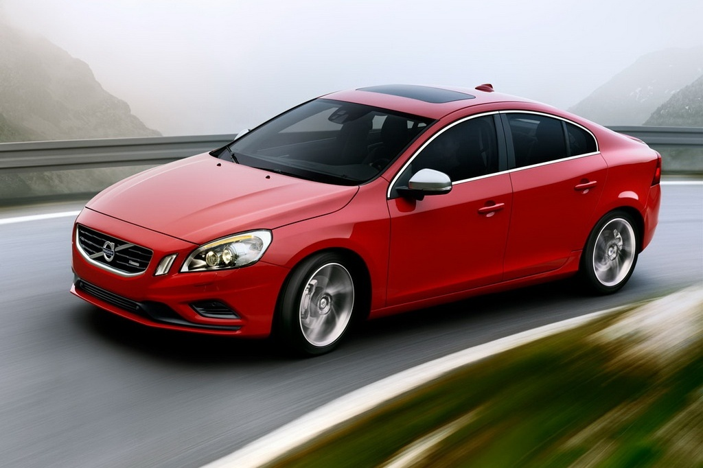 2010 volvo s60 and v60 r design released autoevolution. Black Bedroom Furniture Sets. Home Design Ideas