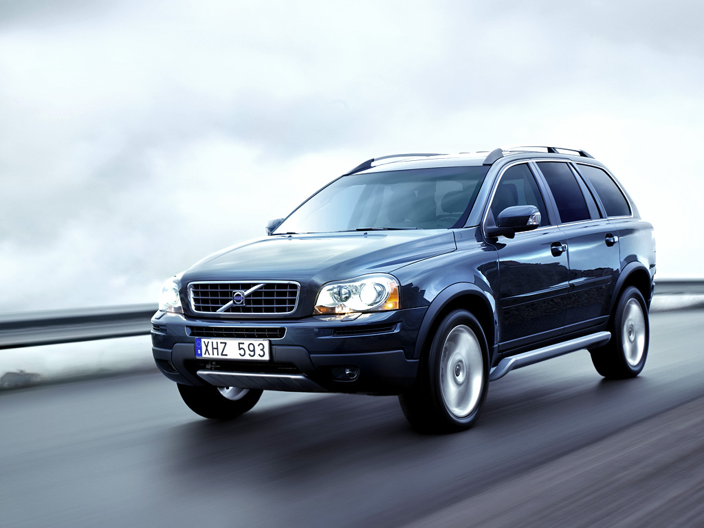 2010 volvo xc90 slight modifications autoevolution. Black Bedroom Furniture Sets. Home Design Ideas