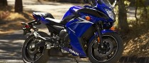 2010 Yamaha FZ6R Comes with New Graphics