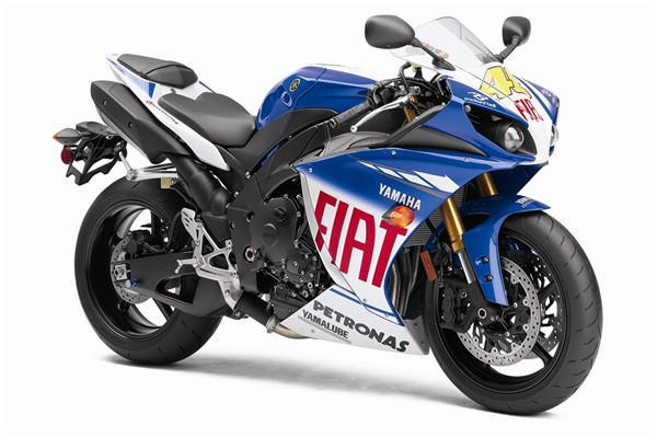2010 Yamaha Yzf R1 Gets New Looks No Extra Power