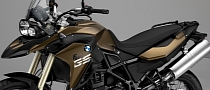 2011-2013 BMW F700GS and F800GS Recalled for Kickstand Issues