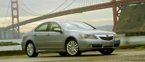 2011 Acura RL Facelift Revealed