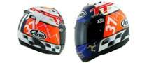 2011 Arai RX-7GP IOMTT Helmet Launched