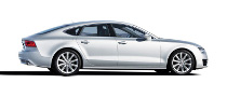2011 Audi A7 Official Photos Leaked