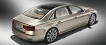 2011 Audi A8 L Official Details and Photos
