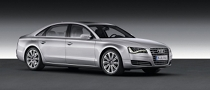 2011 Audi A8 Rolled Out in China