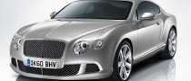 2011 Bentley Continental GT Breaks Cover