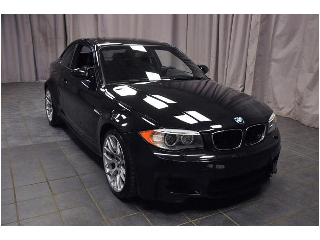 black bmw 2011. 2011 black bmw 1m coupe bmw