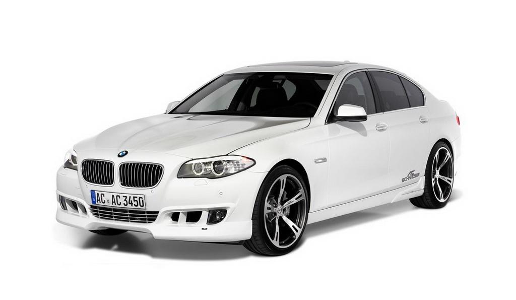BMW D Tweaked By AC Schnitzer Autoevolution - 530 bmw