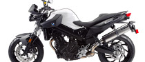 2011 BMW F800R Gets Two Brothers VALE Exhausts