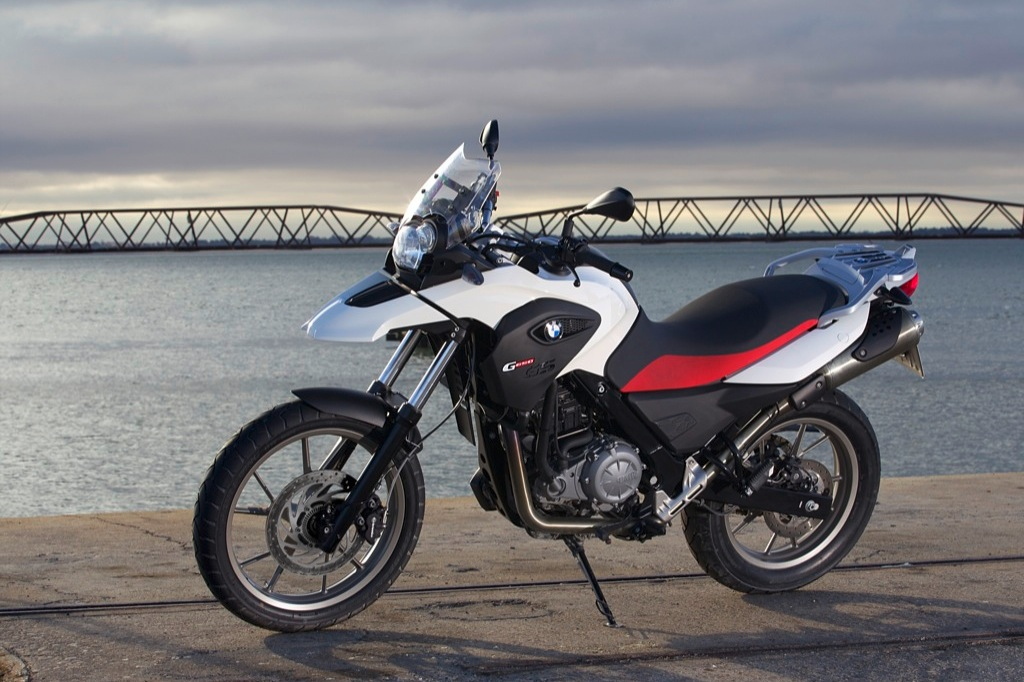 BMW G GS Enduro Bike Revealed Autoevolution - 2011 bmw 650