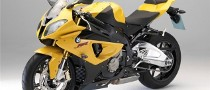 2011 BMW S 1000 RR Gets Two New Colors