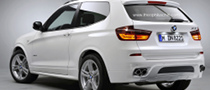 2011 BMW X3 3-Door Imagined