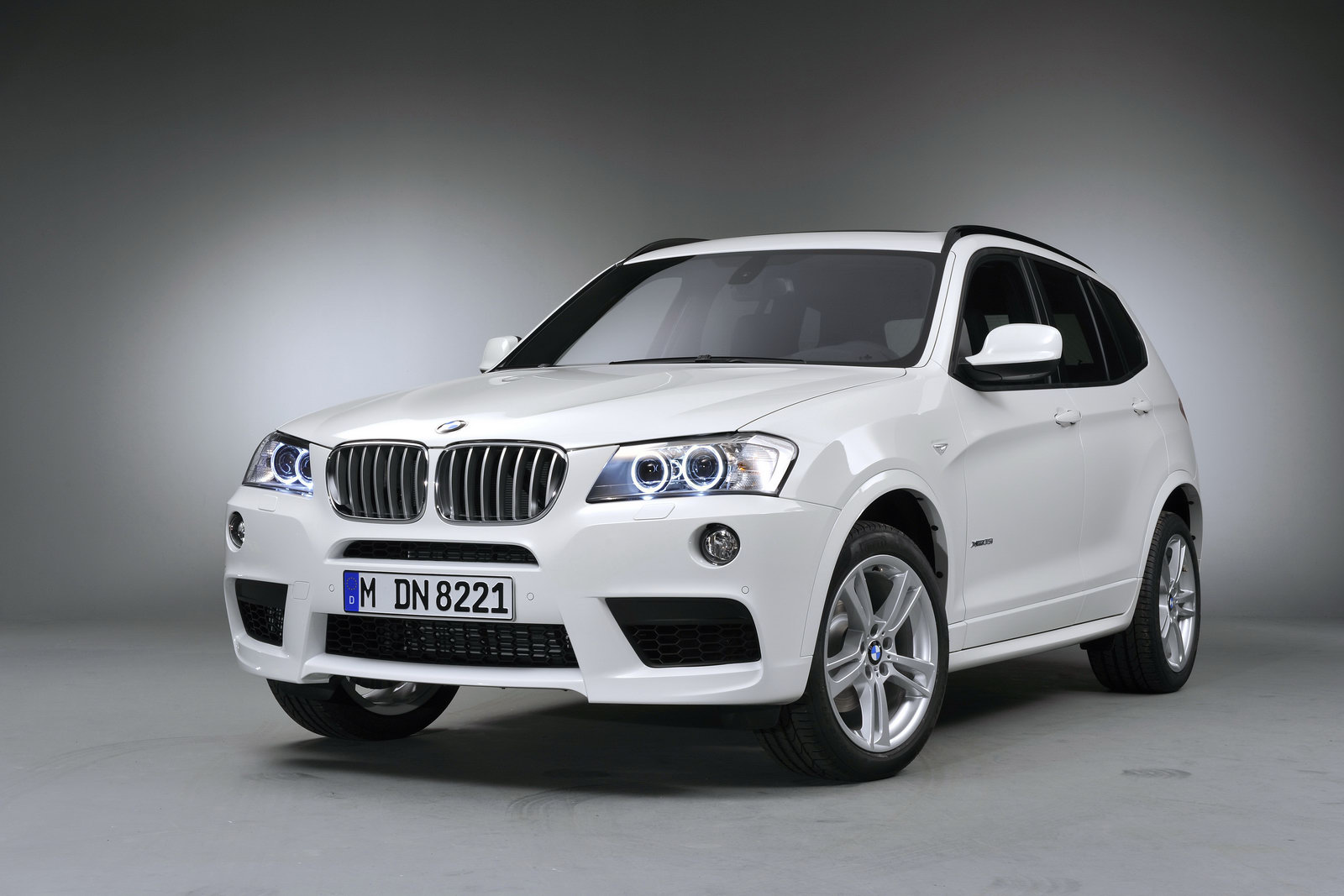 2011 Bmw X3 Gets Two New Engines And M Sport Package
