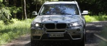 2011 BMW X3 Official Spyshots Released, Interior Pics
