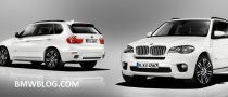 2011 BMW X5 M Package First Photos Leaked