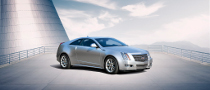 2011 Cadillac CTS Resale Value Up a Notch