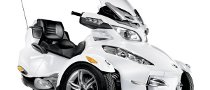 2011 CanAm Spyder Roadster Lineup Revealed