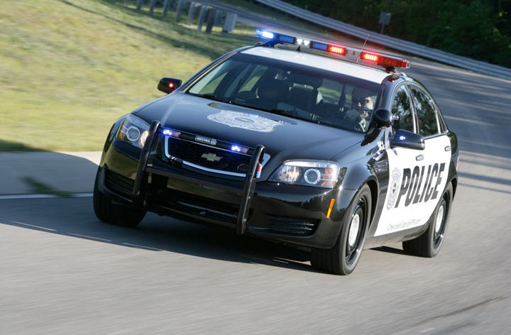 2011 Chevrolet Caprice Police Car Patrolling The Streets Autoevolution