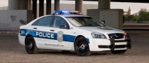2011 Chevrolet Caprice Police Car Revealed