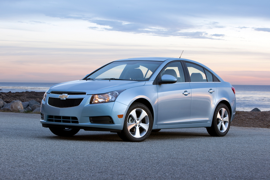 2011 chevrolet cruze fit and finish song autoevolution. Black Bedroom Furniture Sets. Home Design Ideas