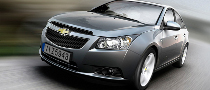 2011 Chevrolet Cruze Gets Acoustic Treatment