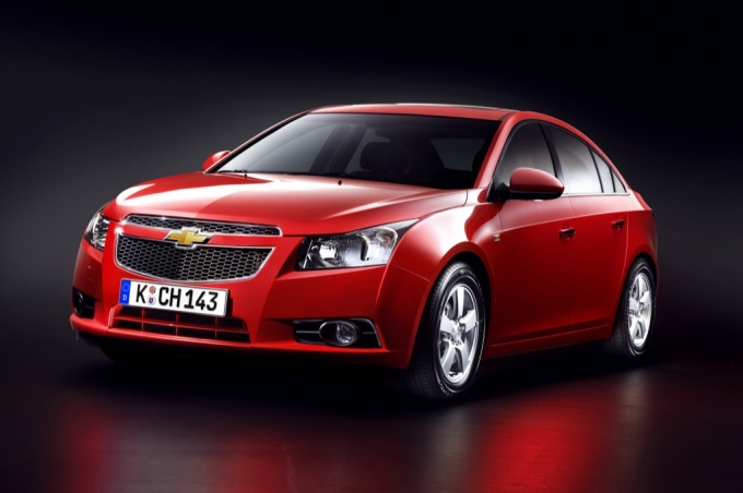 2011 Chevrolet Cruze Prices And Trim Levels Announced Autoevolution
