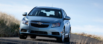 2011 Chevrolet Cruze Receives Five-Star NHTSA Rating