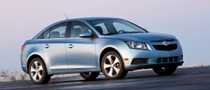2011 Chevrolet Cruze Receives IIHS Top Safety Pick