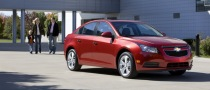 2011 Chevrolet Cruze Unveiled