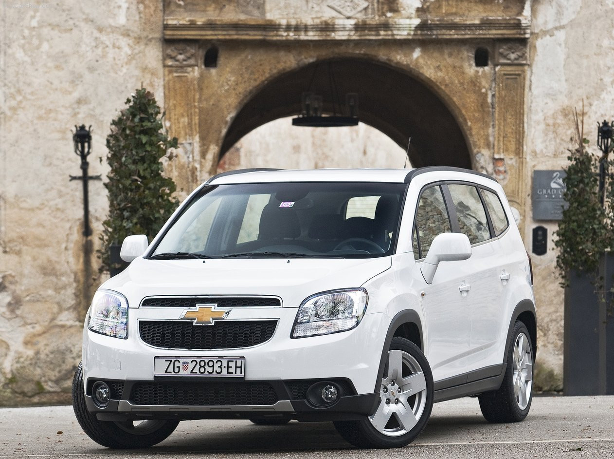 2011 chevrolet orlando mpv coming to malaysia autoevolution. Black Bedroom Furniture Sets. Home Design Ideas
