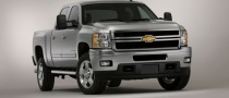 2011 Chevrolet Silverado HD Revealed