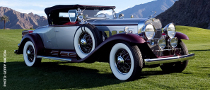 2011 Desert Classic Concours d'Elegance Celebrates 100 Years of Indy 500