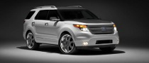 2011 Ford Explorer Lux, Adventure and Urban at SEMA 2010