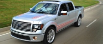 2011 Ford F-150 Named IIHS Top Safety Pick
