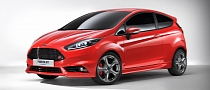 2011 Ford Fiesta ST Concept Unveiled in Frankfurt [Photo Gallery]