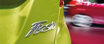2011 Ford Fiesta Gets Two New Colors