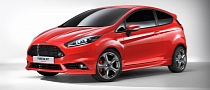 2011 Ford Fiesta ST Concept Coming to LA Auto Show