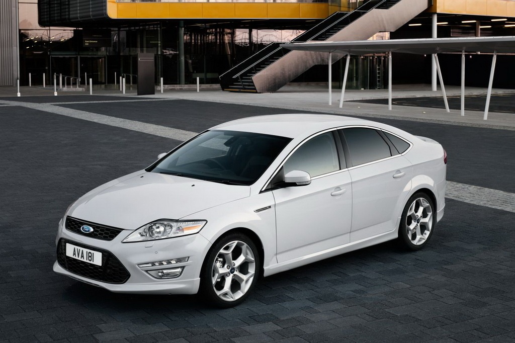 2011 ford mondeo facelift officially unveiled autoevolution. Black Bedroom Furniture Sets. Home Design Ideas
