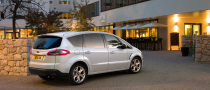2011 Ford S-MAX, Galaxy Make Brussels Debut