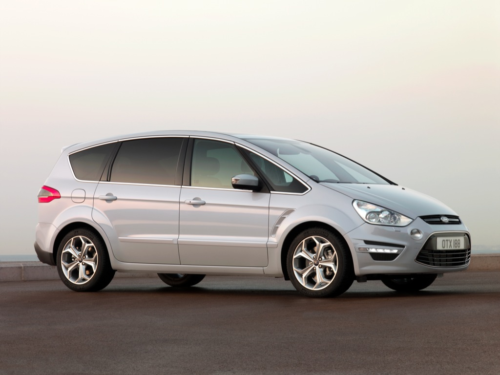 2011 ford s max galaxy to debut at 2010 brussels motor show autoevolution. Black Bedroom Furniture Sets. Home Design Ideas
