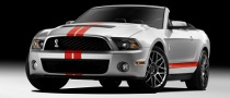 2011 Ford Shelby GT500 Unveiled [Video]
