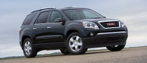 2011 GMC Acadia Gets Five Star Rating