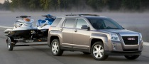 2011 GMC Terrain Comes With Standard Control Freak Tech