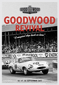 Goodwood Revival 2011 poster